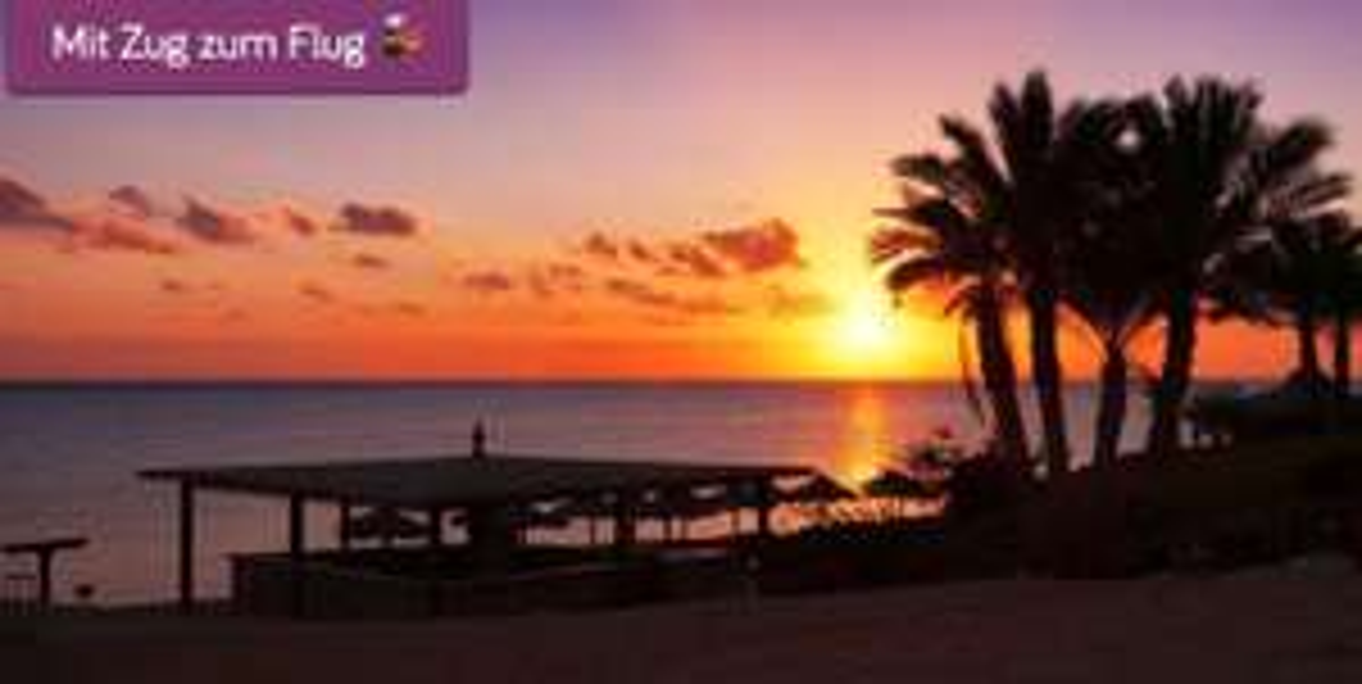 7 Tage Hurghada mit All Inclusive, Zug zum Flug, direkte Strandlage für 2 Personen im Dezember (145€ p.P) inkl Flug