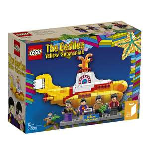 Lego Ideas: The Beatles - Yellow Submarine (21306) ab Montag