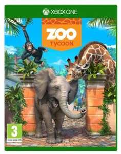 Zoo Tycoon (Xbox One Digital Code) für 6,45€ (CDKeys)