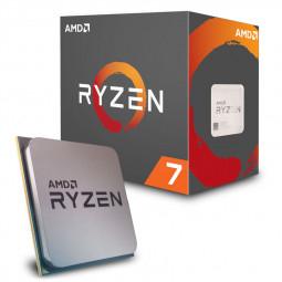 AMD Ryzen 1800X - So. AM4 WOF (ohne Kühler)