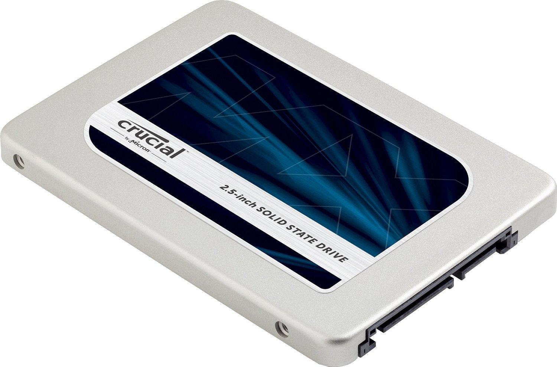 SSD Crucial MX300 1TB, SATA III  lesen: 530MB/s • schreiben: 510MB/s für 231,67€ [Amazon ES] und 2TB für 470€ [Amazon UK]