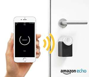 Nuki Combo - Elektronisches Türschloss (Smart Lock und Bridge) [Amazon Prime]