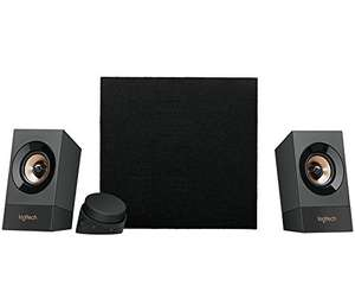 [Amazon Tagesdeal] Logitech Z537 Bluetooth 2.1 Kabelloses Lautsprechersystem mit Subwoofer schwarz