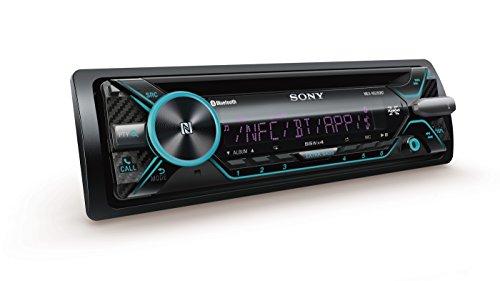 [Amazon] Sony MEXN5200BT Autoradio mit Dual Bluetooth (CD-Player, NFC, 2x Bluetooth, USB/AUX, Apple iPod/iPhone Control, 4x 55 Watt,) schwarz