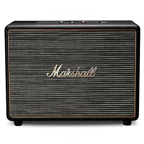 MARSHALL Woburn, Bluetooth Lautsprecher, Ausgangsleistung 90 Watt, Schwarz [ebay Plus Saturn]