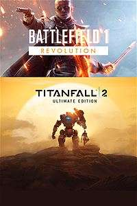 [Microsoft.com] Battlefield 1 Revolution + Titanfall 2 Ultimate- Xbox One - download code - Goldmitglieder