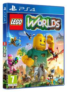 Lego Worlds Ps4 13,61 bei Amazon.it