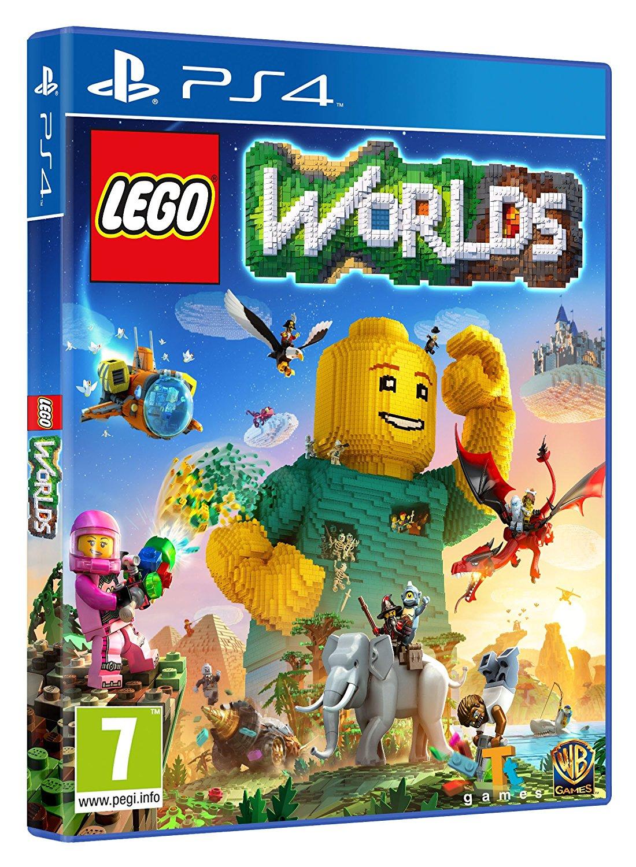 Lego Worlds Ps4 13,61 bei Amazon.it