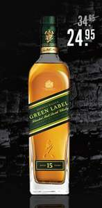 Whisky Johnnie Walker Green Label und 18 years Ultimate