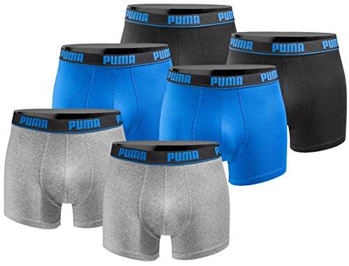 [Amazon.de] 6er Pack Puma Boxershorts für 29,36€ (statt 36,95€)