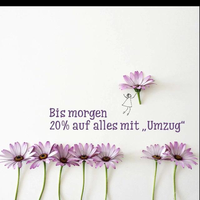 20% auf Stoffe bei kleine-emma.de