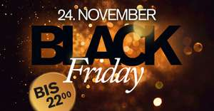 (LOKAL designer outlets Wolfsburg) Black Friday Megasale am 24.11.