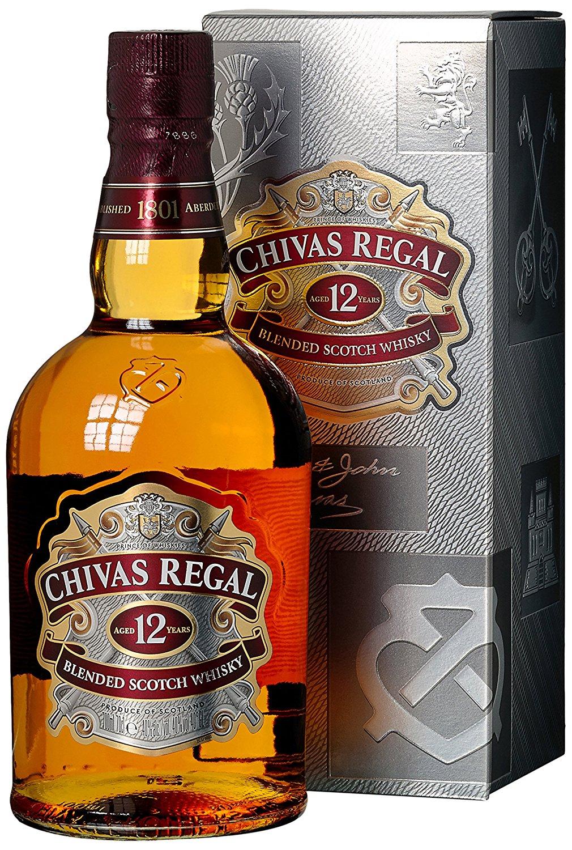 Samstagskracher 25.11. Netto MD & City Chivas Regal 12 Jahre Whisky 40% 0,7 l