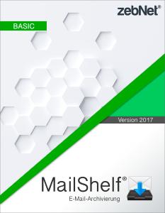 Kostenlose Vollversion von MailShelf Basic (E-Mail-Archivierung)