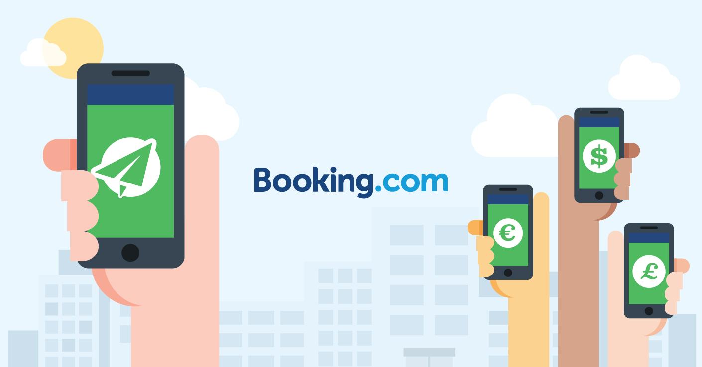 Booking.com Erstattung von US$25/MBW €43