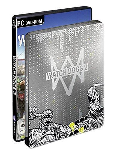 [Amazon] Watch Dogs 2 Standard Steelbook Edition für PC