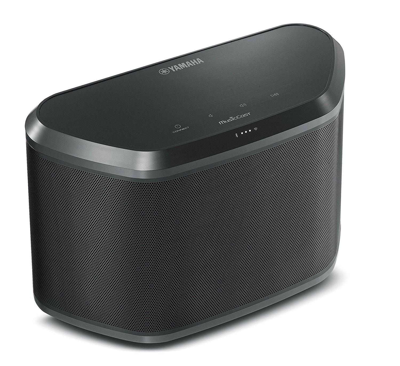 Yamaha MusicCast WX-030 Streaming Lautsprecher schwarz für 133,90 € > [amazon.es]