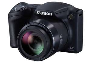 Canon PowerShot SX410 IS (outlet) 40x Opt. Zoom @photospecialist