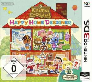 Animal Crossing Happy Home Designer 3DS bei Bücher.de für 19,99€