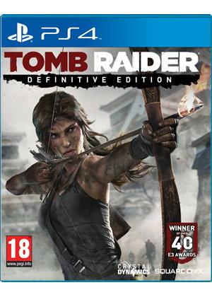Tomb Raider Definitive Edition (PS4) für 14,72€ (Base.com)