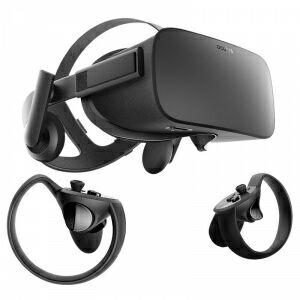 Oculus Rift + Touch Bundle für 444,11€ auf Rakuten