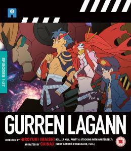 [Zavvi Mega Monday] Gurren Lagann - The Complete Collection (Blu-ray)