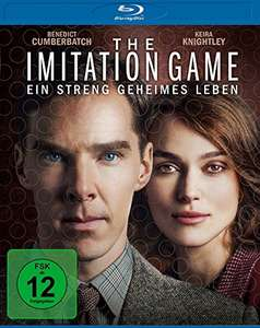 The Imitation Game (Blu-ray) bei Amazon (Prime)