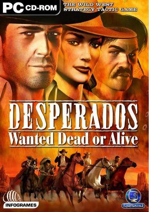 GOG Western Time : Desperados, Desperados 2 + Helldorado