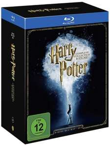 Harry Potter: The Complete Collection [Blu-ray] für 28,94€ bei [alphamovies]
