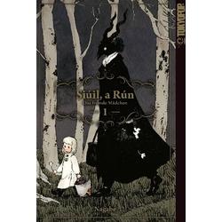 Manga: Siúil, a Rún – Das fremde Mädchen - Leseprobe