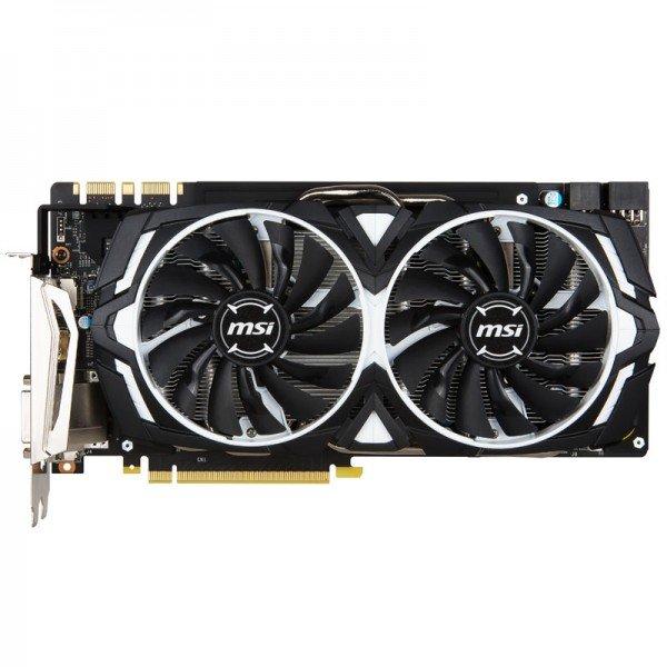 [e-joker] MSI GeForce GTX 1080 ARMOR 8G OC