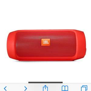 JBL Charge 2+ im T- Shop für 85€ in Rot