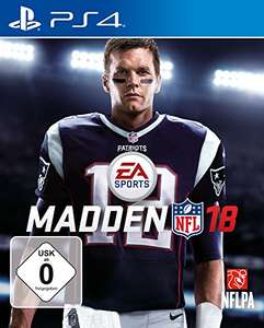 [Amazon] Madden 18 FIFA 18 NHL 18 PS4/X-Box One