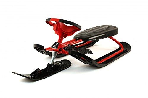 [Amazon Prime] Stiga Snow Racer Ultimate Pro Schlitten in rot