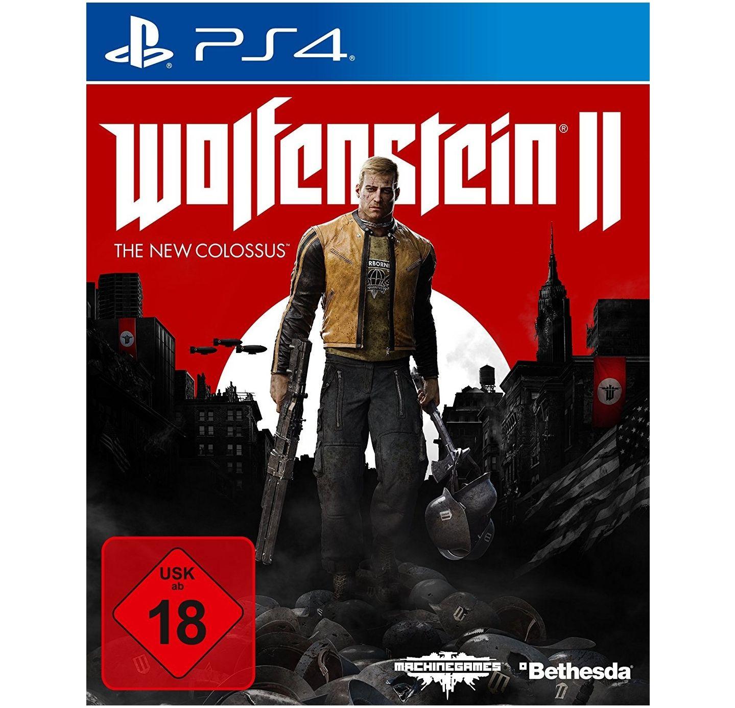[amazon] Wolfenstein 2 für PS4 und XBox One