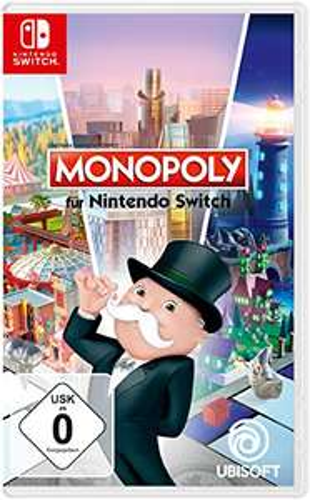 [AMAZON.de] Monopoly - Nintendo Switch