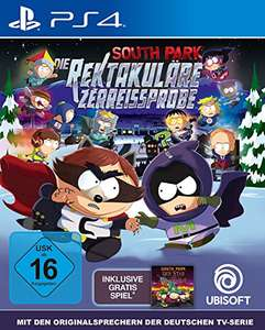 South Park: Die Rektakuläre Zerreißprobe - (uncut) - PlayStation 4 & Xbox one für 39,97€ bei Amazon !