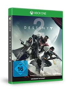 Destiny 2 - Standard Edition (Xbox One & PS4) für je 36,97€ (Amazon)