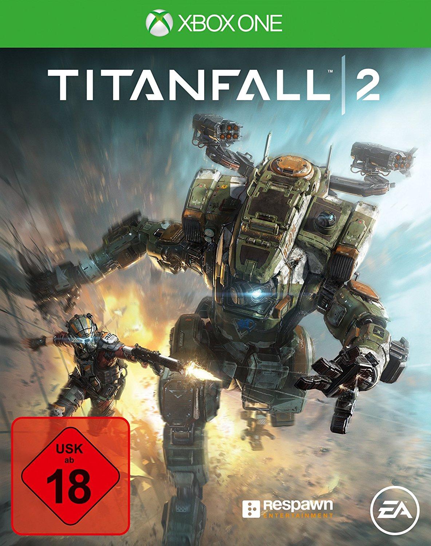 Titanfall 2 (Xbox One & PS4) für je 19€ (Media Markt)