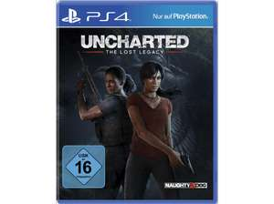 Uncharted - The Lost Legacy [PlayStation 4] für nur noch 19€ per Abholung / Media Markt