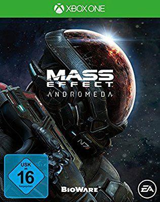 Mass Effect Andromeda (Xbox One & Ps4) für je 21,97€ (Amazon Prime)