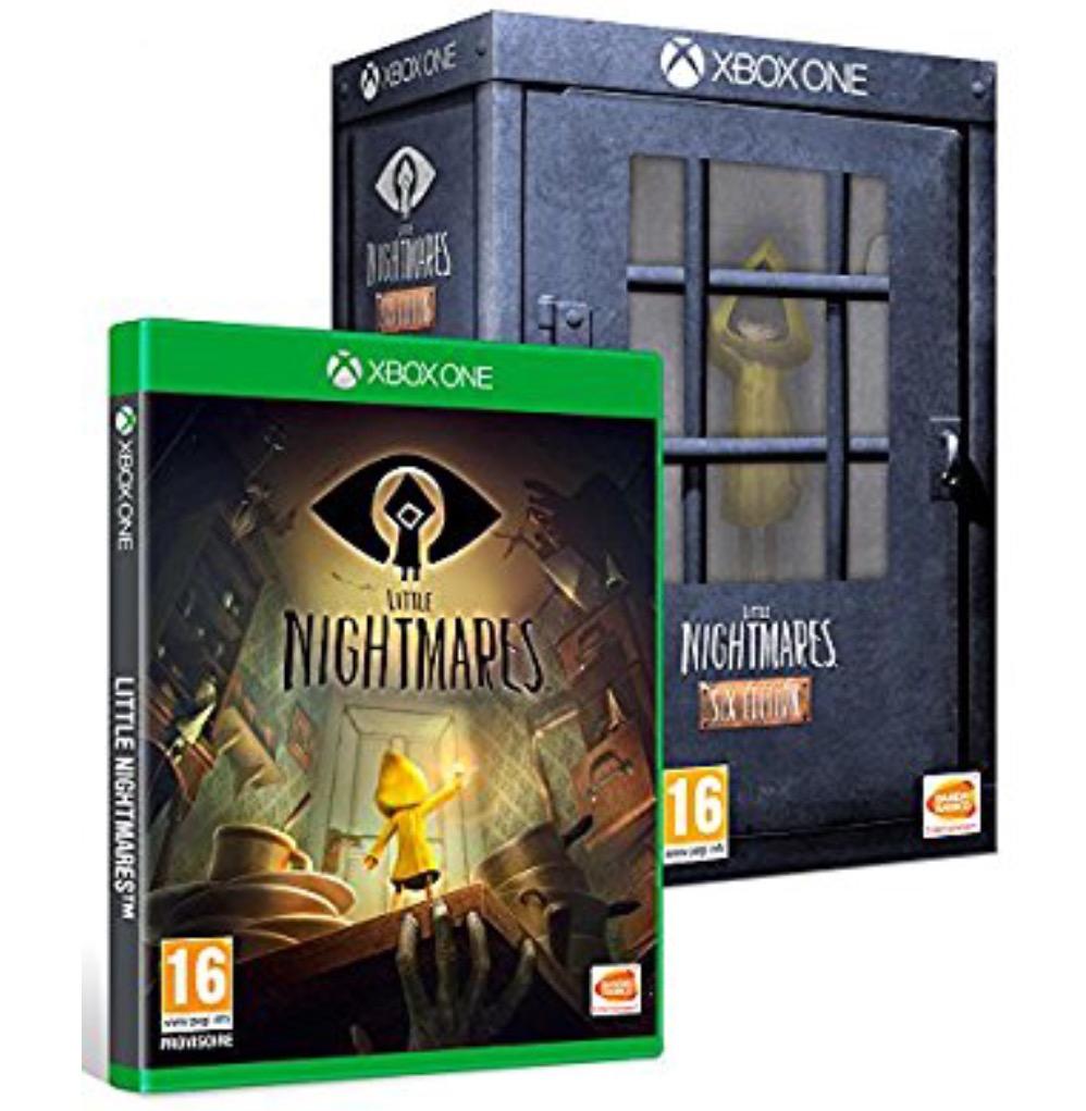 Little Nightmares - Six Edition [Xbox One] für 21,97€