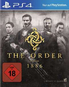 The Order: 1886 (PS4) für 14,84€ (4U2Play)