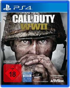 Call of Duty: WWII - Standard Edition - [PlayStation 4] [xbox one] [PC 41,97]