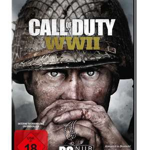 [Amazon] Call of Duty: WWII - PC