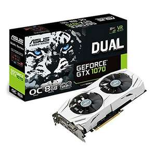 [Amazon] Asus Dual GeForce GTX1070-O8G Gaming