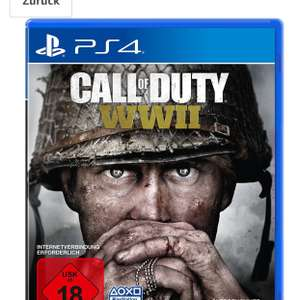 Call of Duty World War 2 für PlayStation 4