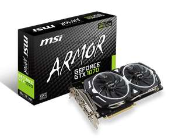 [CSV-Direkt ] MSI GeForce GTX 1070 Armor 8G