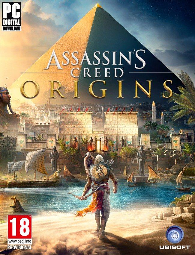 Assassin's Creed Origins (PC) für 41,89 auf CDKeys.com für 41,89 [CDKeys.com]