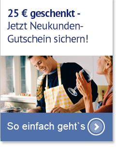 bofrost 25€ Gutschein